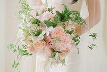 wedding florals / by Blynda DaCosta