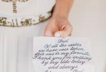 wedding details / by Blynda DaCosta