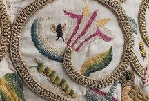 ancient embroidery / by Tiziana Mazzocchi