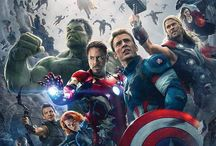 Comic Book Movie Posters
