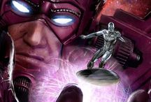 Marvel Comics / Marvel comics and art
