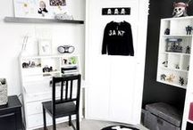 Interior Design: Kidlings room
