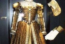 Gowns/Clothes - Tudor, Renaissance, and Medieval