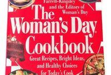 Vintage Cookbooks, Retro Recipes / Retro Cooking, Entertaining, Vintage Cookbooks, Kitsch Kitchen / by WeeLambieVintage