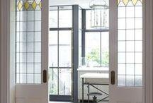 Inside Outside / Portes, cloison, baies vitrées, vérandas