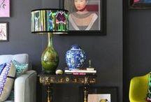 Interior Design: Living Room