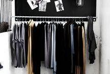 Interior Design: Closet