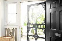 Interior Design: Entryway