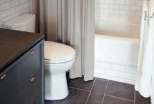 Home - Bathroom / by Hm Harris