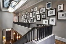 Home - Entry Way, Hall, Stairs, & Windows / by Hm Harris