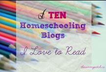 Homeschooling Freebies / Lots of fun and always free homeschooling things like educational printables, unit studies, homeschool organization tips, and other learning resources! / by 3 Boys and a Dog