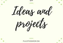 DIY: Ideas and projects / Fun DIY projects for the home. Cool ideas and projects you can make your self at home.