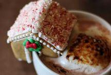 santa / most wonderful time of year.