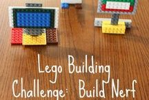 Lego Instructions / Lego building instructions & ideas / by 3 Boys and a Dog