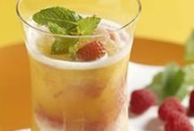 Recipes to Try:  Beverages / Mocktails, cocktails, hot drinks, and cold beverages for all seasons and occasions.