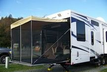 RV Products We Love / Ideas and items to make the most of your RV space and camping adventures.