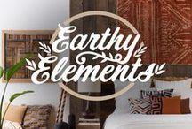 TREND | Earthy Elements