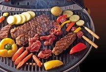 Grilling Time / Everything you need to grill except the food. BBQs, accessories, smokers, grill covers, cooking utensils and all things related to the best outdoor cooking experience you can grill up. / by ATGStores.com
