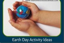 Earth Day Recipes, Crafts, Education / Family fun recipes, crafts and lessons to celebrate Earth Day