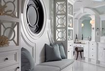 Bathroom Inspiration / by NexTrend Design (Ellie Hanson)