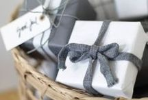 Invitations//Wrapping