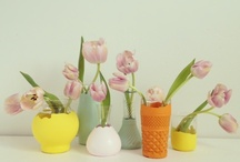 Recycle Flower Vases