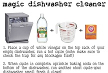 cleaning tips / by Katie Ingraham