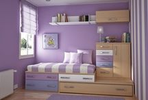 adorn me: kids rooms / The kiddos need great looking rooms too.