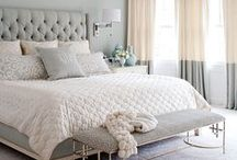 Bedroom Inspiration / by NexTrend Design (Ellie Hanson)