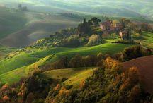 Provence & Tuscany / by Susan Dunsmuir