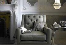 Home Interiors / by Susan Dunsmuir