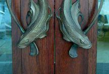 Making an Entrance / by Susan Dunsmuir