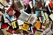 collect me: matchbooks
