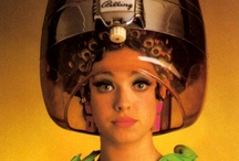 beautify me: vintage beauty & vanity / Products and styles from back in the day.
