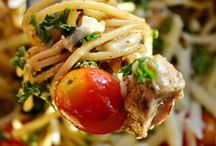 feed me: pasta