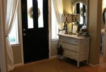 adorn me: entryways / First impressions start here.