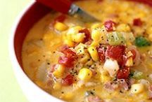 feed me: soups, stews & chowders