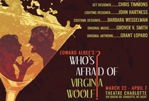 Who's Afraid Of Virginia Woolf? / by Theatre Charlotte