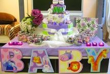 BABY SHOWER IDEAS / CAN'T GO WRONG WITH THESE CUTE BABY SHOWER IDEAS / by Rosie Lujan