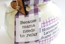 JUST FOR MOM  / MOMS WILL LOVE THAT SPECIAL GIFT MADE WITH LOVE FROM THEIR CHILD / by Rosie Lujan