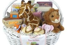 BABY GIFT IDEAS / IT IS MUCH MORE PERSONAL IF YOU CREATE YOUR OWN GIFT BASKETS. / by Rosie Lujan