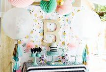 Party Ideas / by Cynthia Navarro