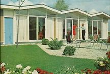 Mid Century Modern / by Rose