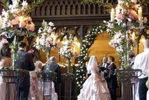 WEDDING CEREMONY IDEAS / by Rosie Lujan