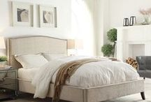 """Bedding Bliss / Your bed is the one place where second-best will never do. Quality sleep is an essential component of healthy living and comfortable sheets, comforters, quilts and other accessories can have a noticeable impact on your ability to fall asleep, stay asleep and feel well-rested when you wake. Browse ATG Stores to find bedding that will make you love your """"snooze"""" button even more. / by ATGStores.com"""