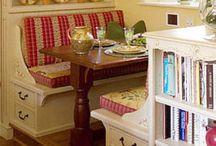 adorn me: kitchens, seating