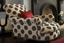 Chairs - Accent & Arm Chairs / by NexTrend Design (Ellie Hanson)