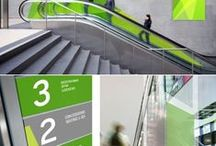 Signage & Wayfinding / The designs of navigation / by Jon McCray