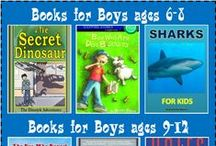 Boys Stuff for Boy Moms / Boys learn, play, and think differently than girls.  The things here are especially for guys! / by 3 Boys and a Dog