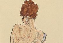 Egon Schiele / by Susan Butler
